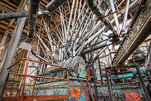 Bin Distributor. Brooklyn's Sweet Ruin: Relics and Stories of the Domino Sugar Refinery
